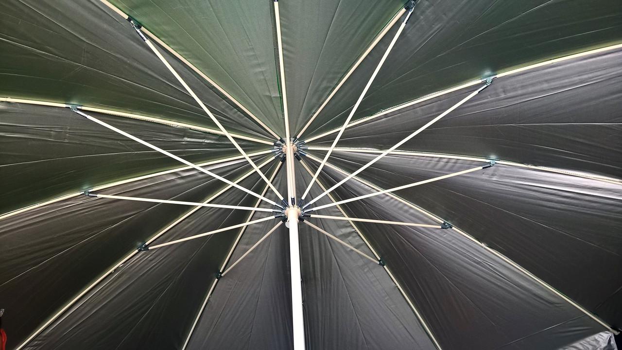 зонт 3,5м круглый