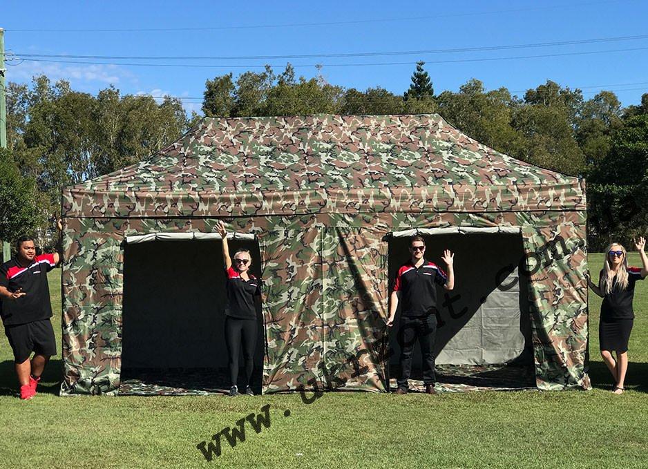шатры камуфляжные