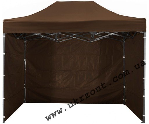 шатер 2х3 коричневый