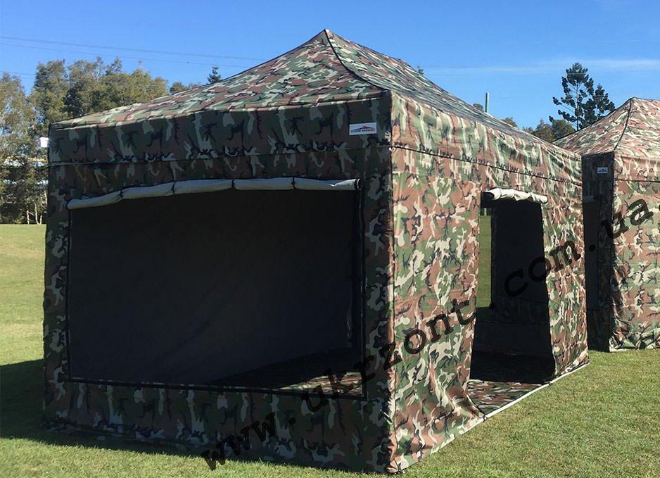шатер камуфляж