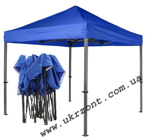 шатер 3х3м зеленый