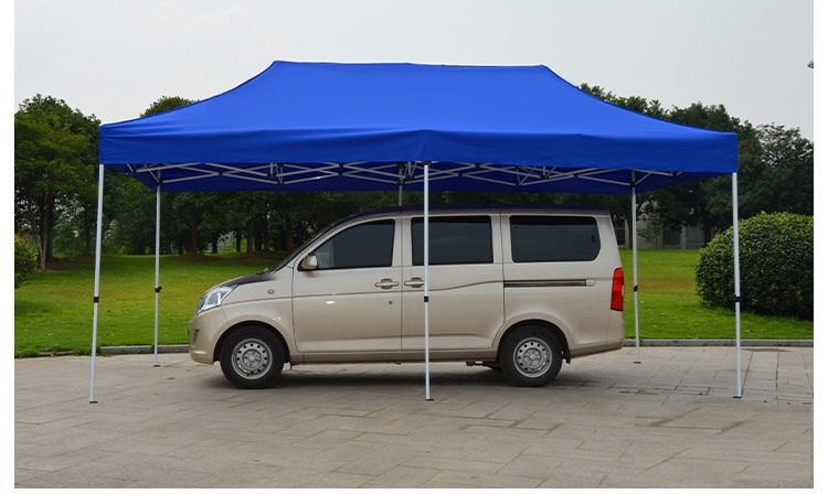 шатер 3х6м синий